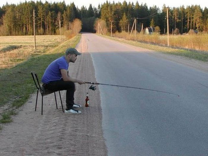 If You Love To Fish Then You'll Appreciate These Pics