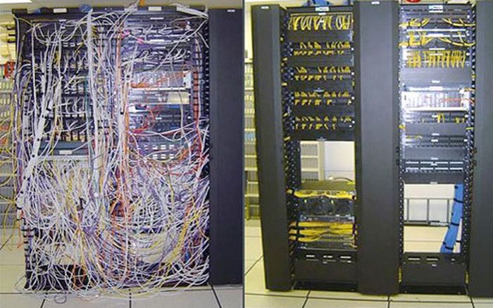 Before And After Pics That Will Satisfy IT Workers