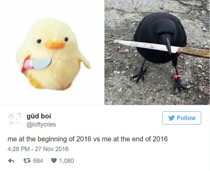 Hilarious Me In 2016 Memes That Will Crack You Up