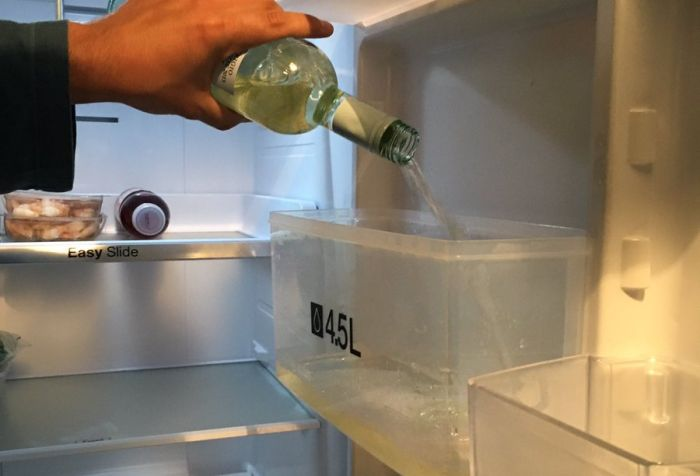 The Correct Way To Use The Water Dispenser On Your Fridge