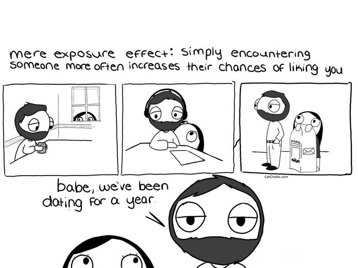 Woman Creates Comics To Document Everyday Life With Her Boyfriend