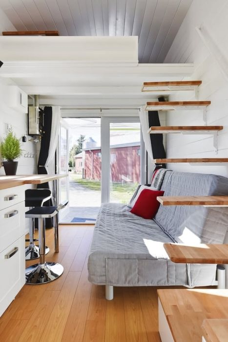 This Tiny House On Wheels Is Perfect