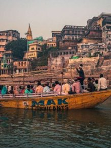 Gorgeous Instagram Pics From The City Of Varanasi