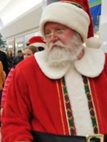 Santa And His Elves Beat A Man Down After Learning A Shocking Secret