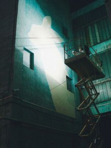 Glow In The Dark Murals That Look Incredible At Night