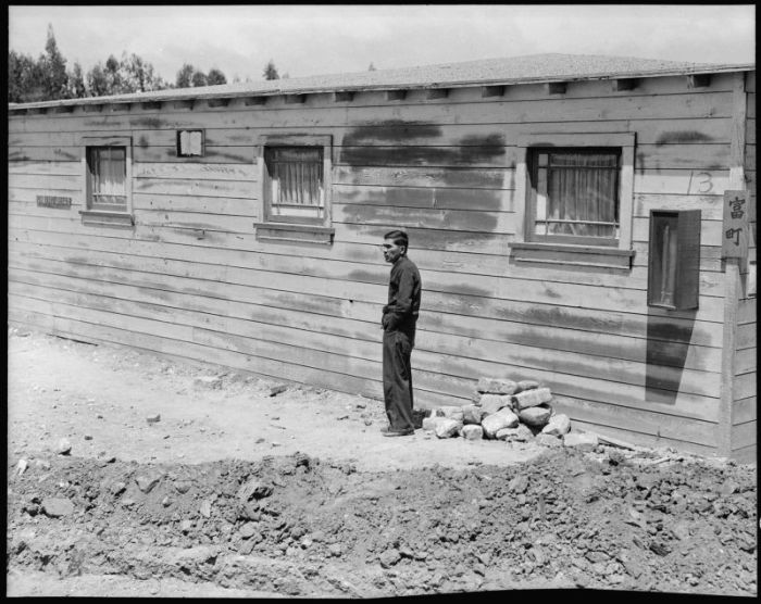 Vintage Photos Of Concentration Camps For The Japanese