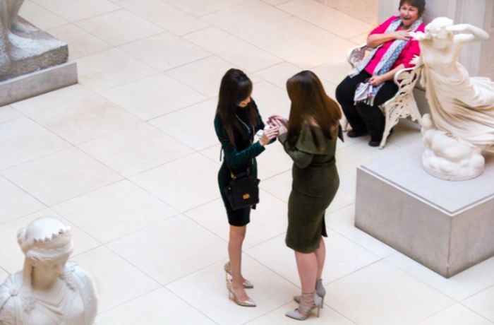 Bystander Has An Awesome Reaction To Watching Two Women Get Engaged