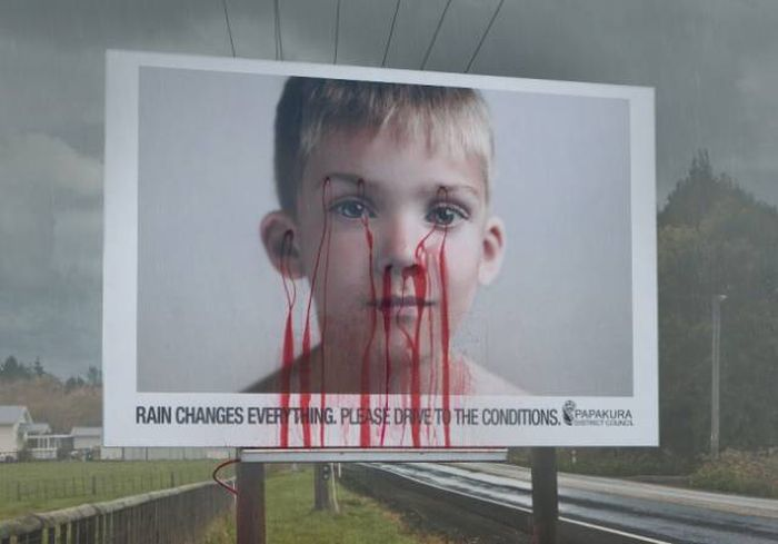 When Advertisements Become Art