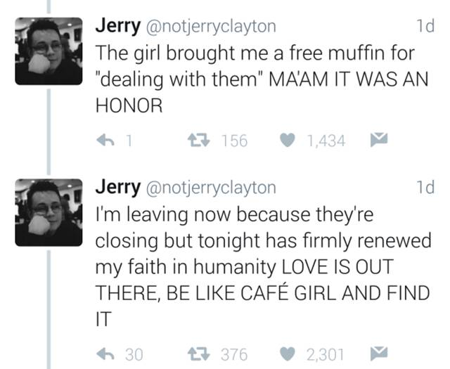 Man Live Tweets A Love Story Between Two Baristas