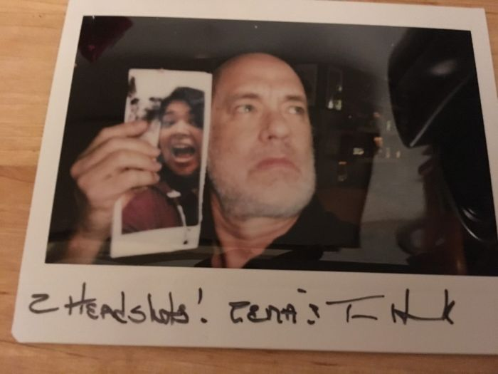 Tom Hanks Surprises Fan With An Awesome Letter