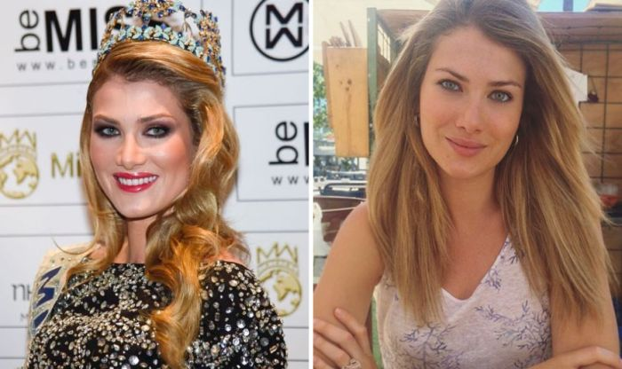 Stunning Beauty Queens On The Catwalk And In Real Life