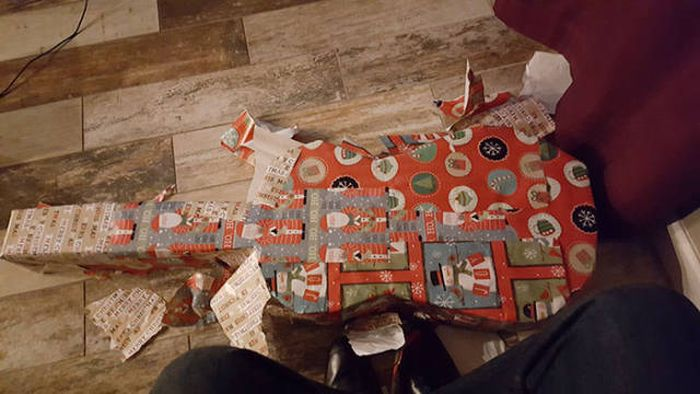 This Guy's Brother Is Awesome At Making Surprising Presents