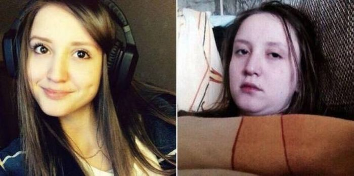 Be Careful Guys Because Sometimes Photos Of Girls Can Be Deceiving