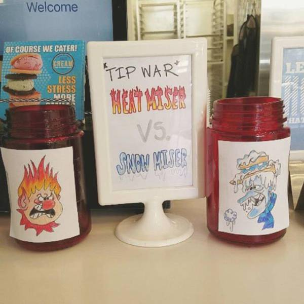 Creative Tip Jars That Deserve To Make All The Money