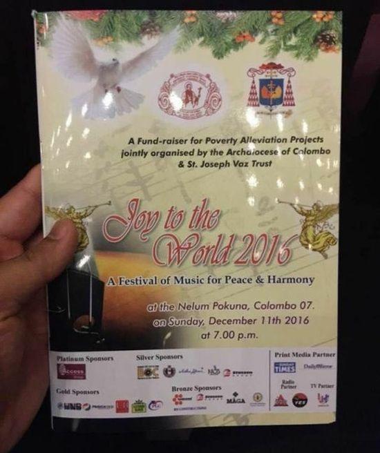 Sri Lanka Church Hands Out 2Pac Lyrics By Mistake