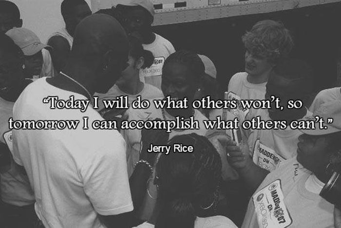 Athletes Are Some Of The Most Inspirational Human Beings On The Planet