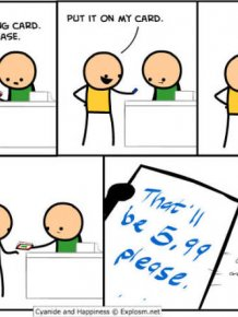 Hilarious And Awkward Cyanide And Happiness Christmas Comics