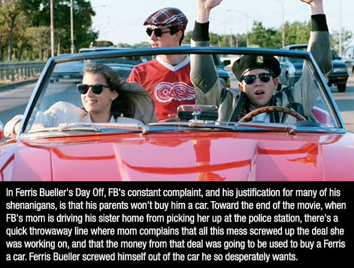 Overlooked Facts That Will Change The Way You Watch Famous Movies