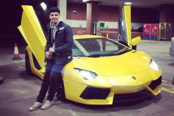 Rich Kid From Instagram Cheats Death After Brutal Car Crash On Christmas
