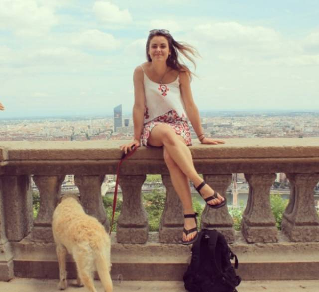 Woman Makes All Her Traveling Dreams Come True