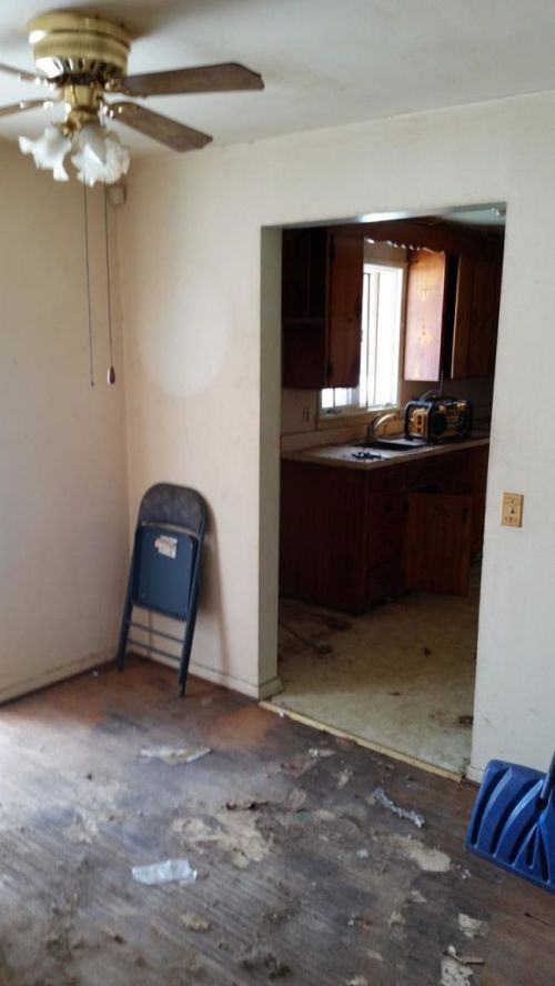 Before And After Images Of A Hoarder's Former House That Will Blow You Away