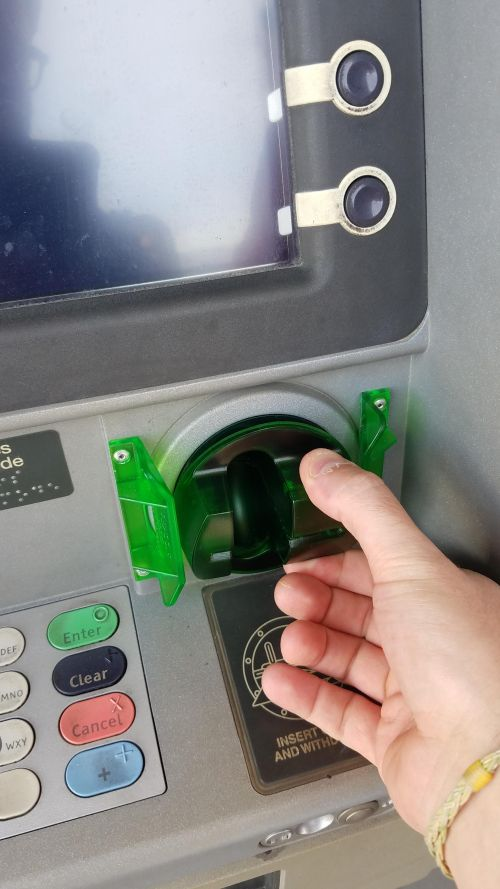 Unsecure ATM Discovered In Houston