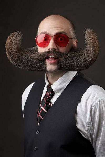 Beards Are Only For The Manliest Of Men