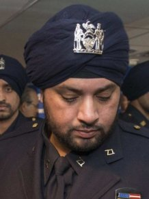 New York Police Officers Are Now Able To Wear Beards And Turbans