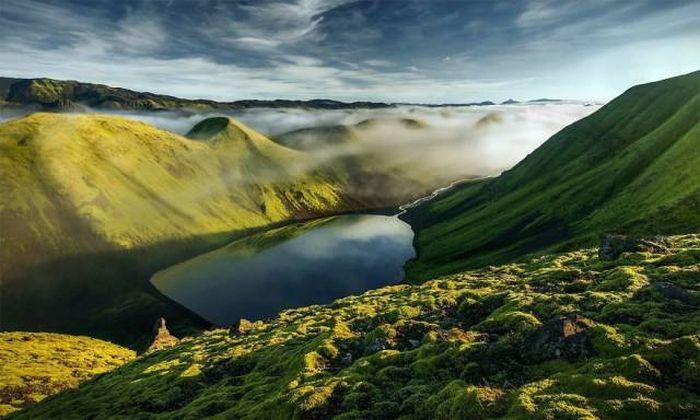 Breathtaking Nature Pics Taken In Iceland