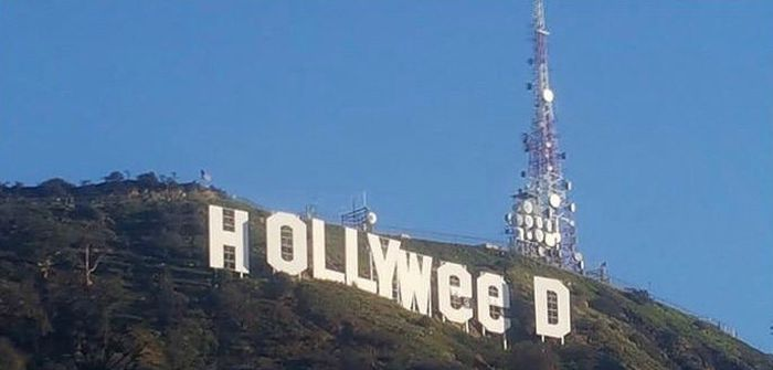 Someone Pulled The Ultimate Prank At The Hollywood Sign For New Year's