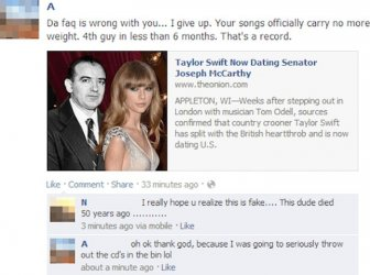 The Dumbest Facebook Posts From The Year 2016