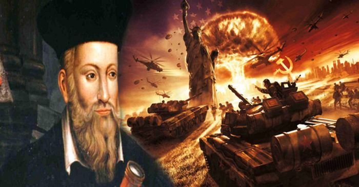 Terrifying Predictions About 2017 By Nostradamus