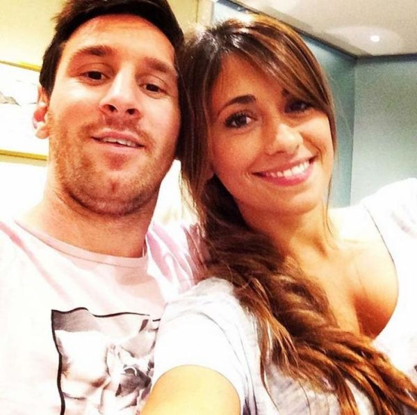 Lionel Messi Will Marry His Longtime Love Antonella Roccuzzo In 2017, part 2017