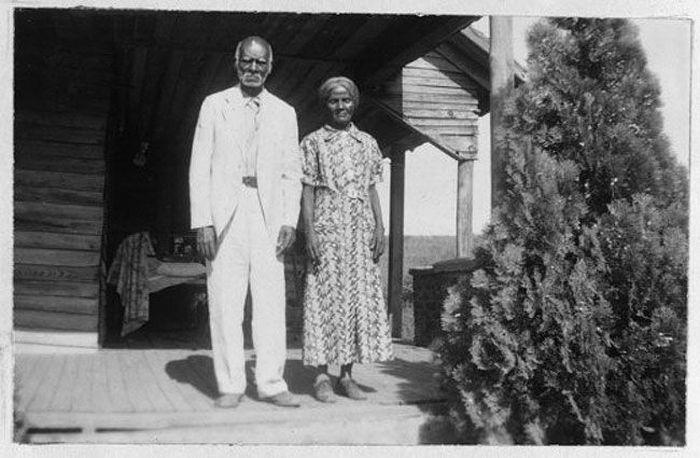 Powerful Photos Show Former American Slaves