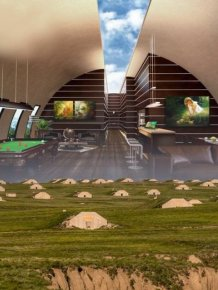 This Private Community Is Made Up Of Nuclear Bunkers