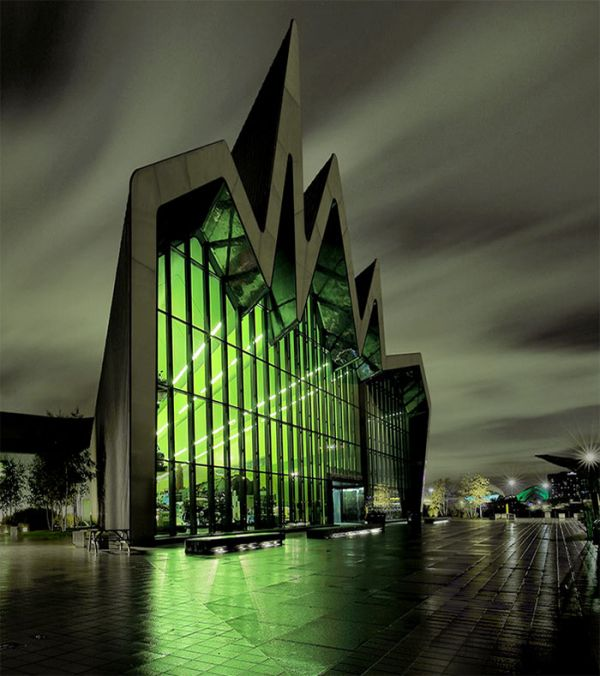 Evil Looking Buildings That Could Definitely Serve As A Supervillain Headquarters