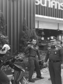 Thailand Bank Robber Gets Busted