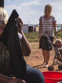 An On The Ground Look At The White Ghettos Of South Africa