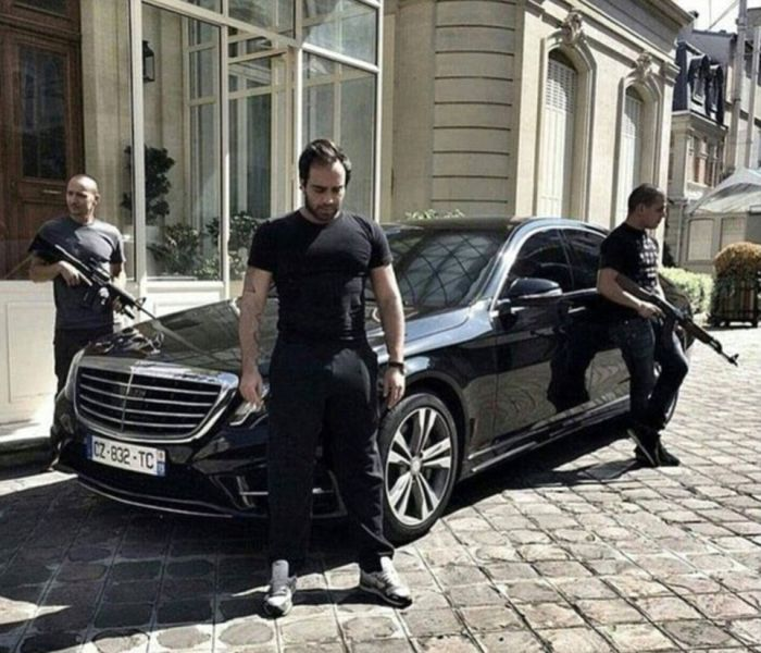 Assad's Henchmen Live A Life Of Luxury As Aleppo Burns