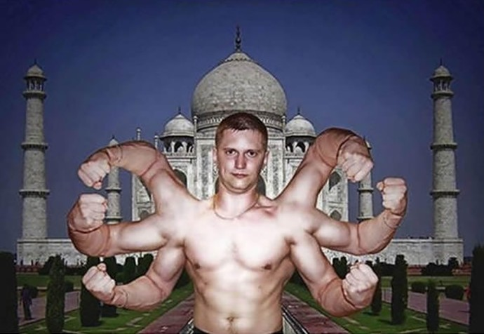 Profile Pictures From Russian Social Networks That Will Make You Cringe