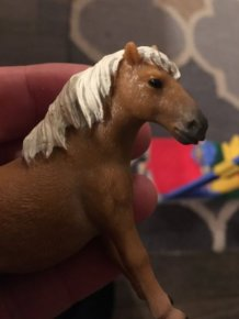 These Toy Horses Are A Little Too Detailed