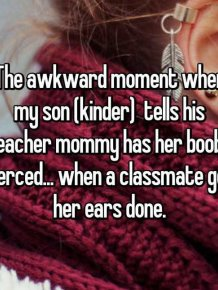 Insane Things Kids Have Said To Their Teachers