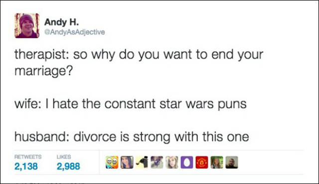 Married Men Use Hilarious Tweets To Describe Their Marriage