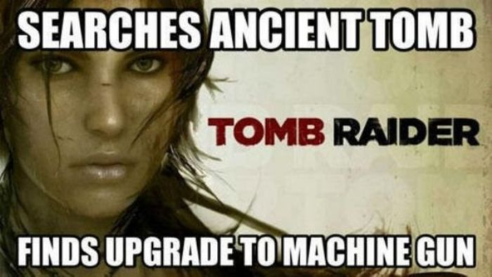 Video Game Logic Is Always Good For A Laugh