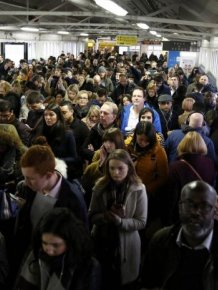 London Underground Workers Stage A Surprise Strike