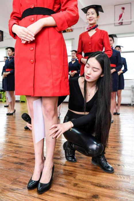 How To Become A Flight Attendant In China