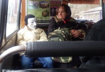 More Proof That Russia Is The Capital Of Weird