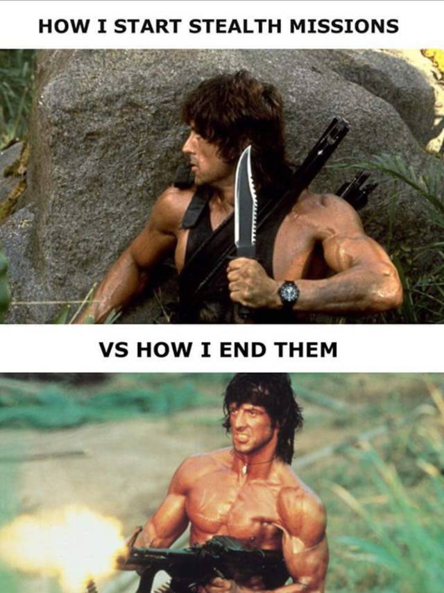Fun Photos For All The Geeks And Gamers Out There