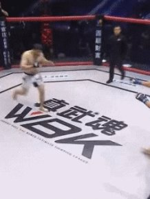 MMA Fighter Destroys His Opponent With A Brutal Sucker Punch