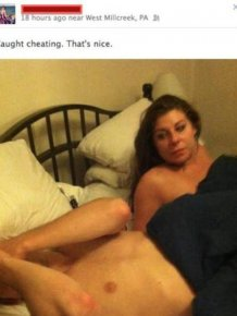 Cheaters Who Were Too Stupid To Get Away With It